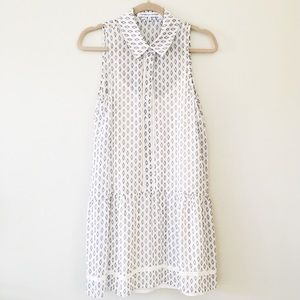 Dresses & Skirts - patterned shirt dress